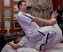 asian massage hard