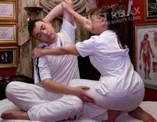 Male massage midlands